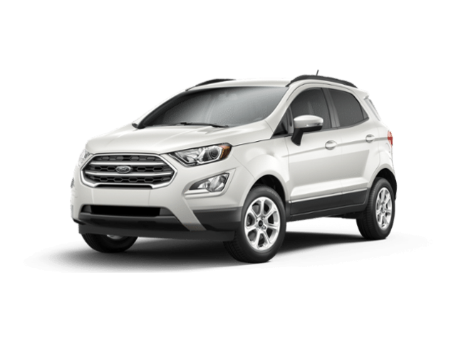 New 2018 Ford EcoSport SE SUV in Cedar Rapids, IA
